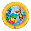 Яркий надувной бассейн для малышей желтый Винни Пух 61х15 см, Intex 58922, фото 2