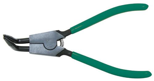 Щипцы для стопорных колец с удлиненными губками «загнутый разжим», 216 мм P9508D
