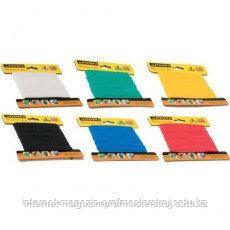 Шнур полиамидный, 3 мм x 20 м, желтый, серия STANDART, STAYER