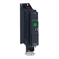 ATV320U75N4B Преобразователь частоты ATV320 книжное исполнение 7,5 кВт 500 В 3Ф