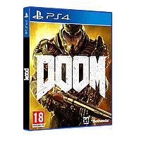 Видеоигра Doom PS4