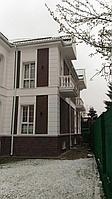 Угловые русты фасадные декоративные элементы