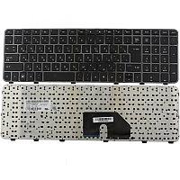 Клавиатура для ноутбука HP Pavilion dv6-6000 / dv6-6100 / dv6-6b00  RU c рамкой