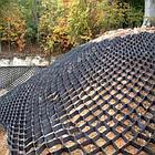 Георешетка объемная, геосоты для укрепления откосов и склонов, фото 6