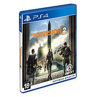 Видеоигра Tom Clancy's The Division 2 PS4