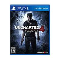 Видеоигра Uncharted 4: A Thief's End PS4