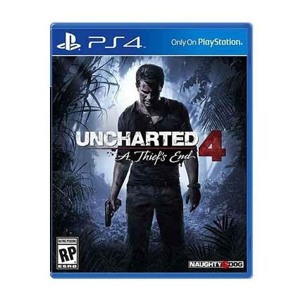Видеоигра Uncharted 4: A Thief's End PS4, фото 2