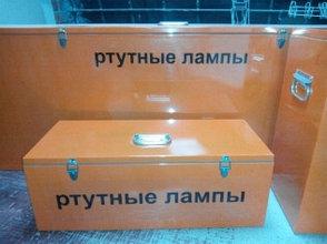 Контейнер для ртутных ламп КРЛ 2–60