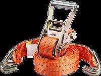Ремень для крепления груза, 1000 кг, 35 мм, 8 м, серия PROFESSIONAL, STAYER