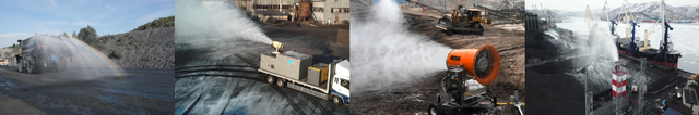 Реагенты для пылеподавления