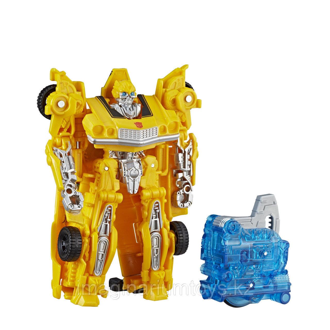 Hasbro Transformers Трансформер Бамблби Bumblebee 12 см