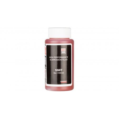 RockShox  масло для вилки - 10wt, 120ml