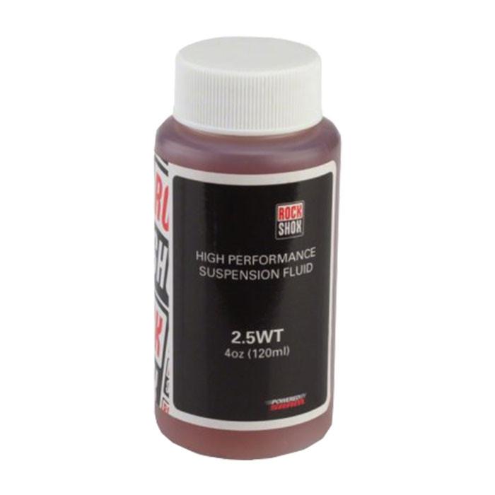 RockShox  масло для вилки - 2.5wt, 120ml