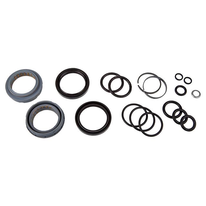 RockShox  ремнабор д/вилки - Lyrik Dual Position Air 2012-2015 (dust seals,foam rings,o-ring seals)