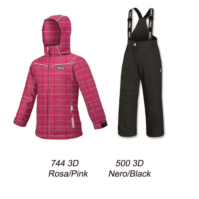 Brugi  giacca imbottita BABY GIRL куртка мал.
