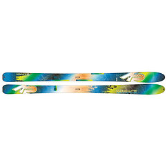 K2  лыжи горные Wayback 82 ECOre