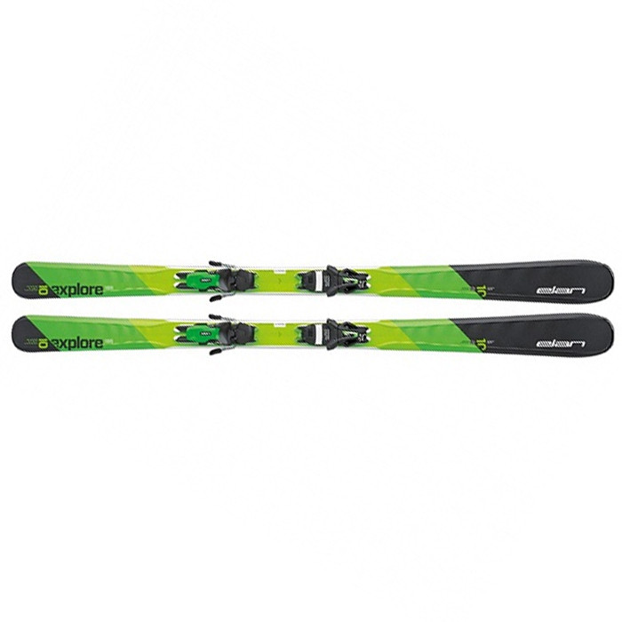 Elan  лыжи горные Explore 10 TI PS el 10.0