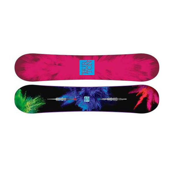 Burton  сноуборд женский Social