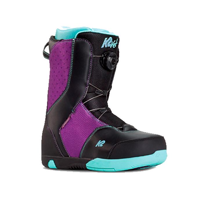K2  ботинки сноубордические детские Kat
