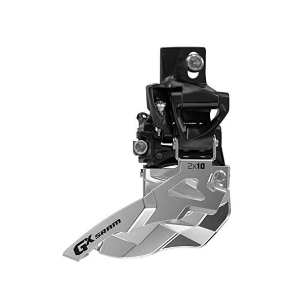Sram  передний переключатель  GX 2x10 High Direct Mount 38/36t Bottom Pull