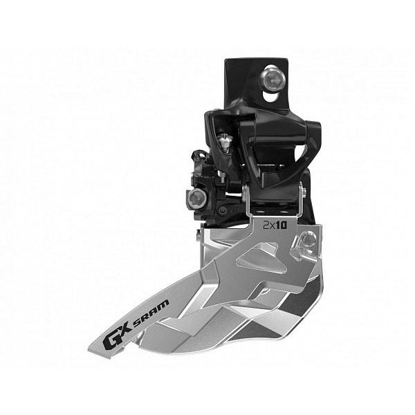 Sram  передний переключатель  GX 2x10 Mid Direct Mount 38/36t Top Pull