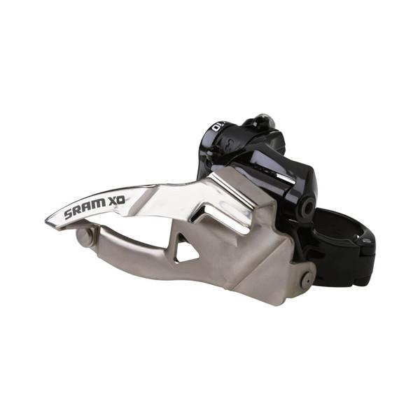 Sram  передний переключатель  X-0 2x10 High Clamp 34.9 Dual Pull