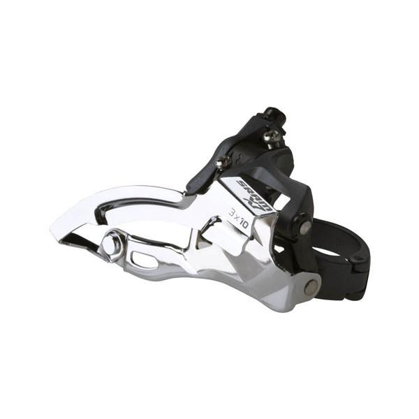 Sram  передний переключатель  X-7 3x10 High Clamp 31.8/34.9 Dual Pull
