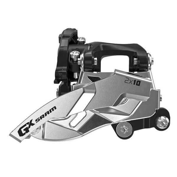 Sram  передний переключатель  GX 2x10 Low Direct Mount 38t Dual Pull
