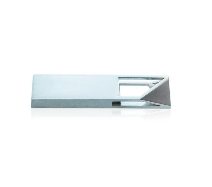 Флешка ME023 (серебро) с чипом 16 гб