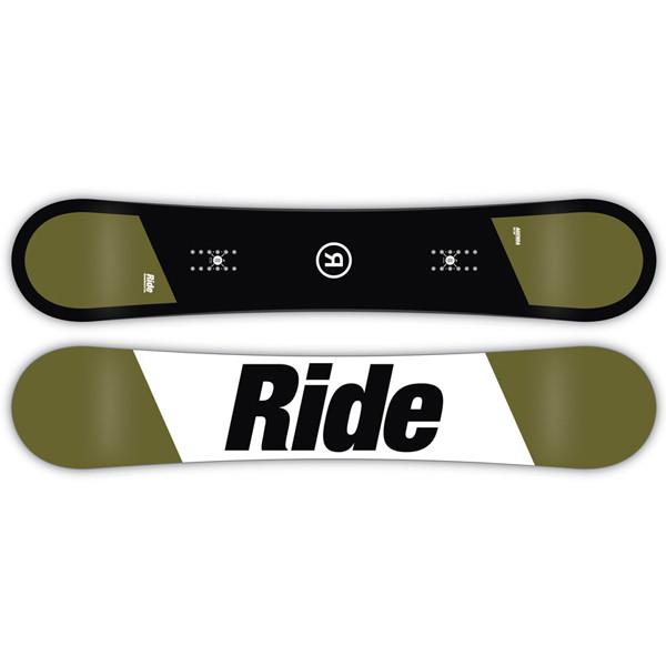 Ride  сноуборд мужской Agenda - 2019