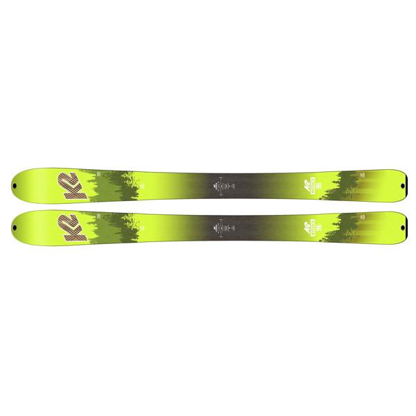 K2  лыжи горные Wayback 96