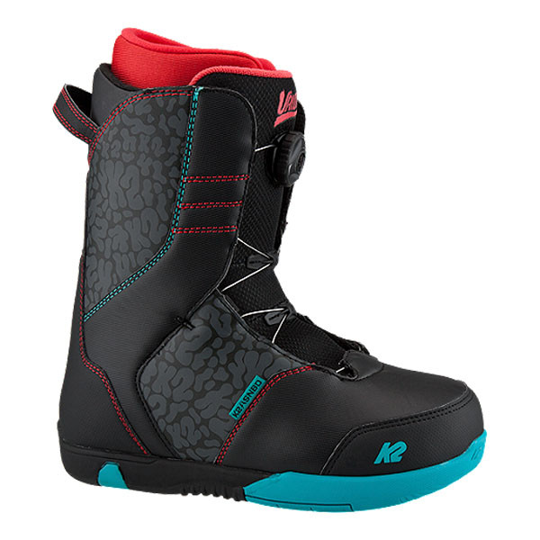 K2  ботинки сноубордические детские Vandal