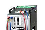 Автоматическая установка для заправки автомобильных кондиционеров, 12 л NORDBERG, фото 2