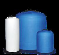 БВБ 4300 (Бак вертикальный синий 4300л.)