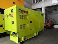 Дизельный генератор GENPOWER GNT 38 (в кожухе)