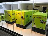 Дизельный генератор GENPOWER GNT 55 (в кожухе), фото 3