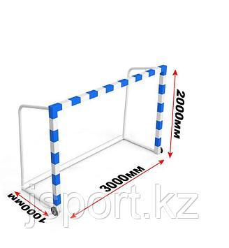 Ворота мини-футбольные передвижные с противовесом