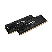 Комплект модулей памяти Kingston HyperX Predator HX432C16PB3K2/32 DDR4 32GB (2x16GB) DIMM 3200MHz Комплект мод, фото 1