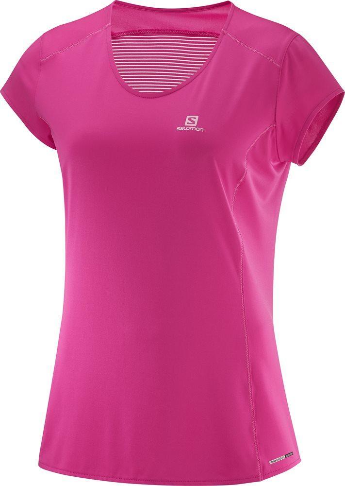 Salomon  футболка женская Comet plus
