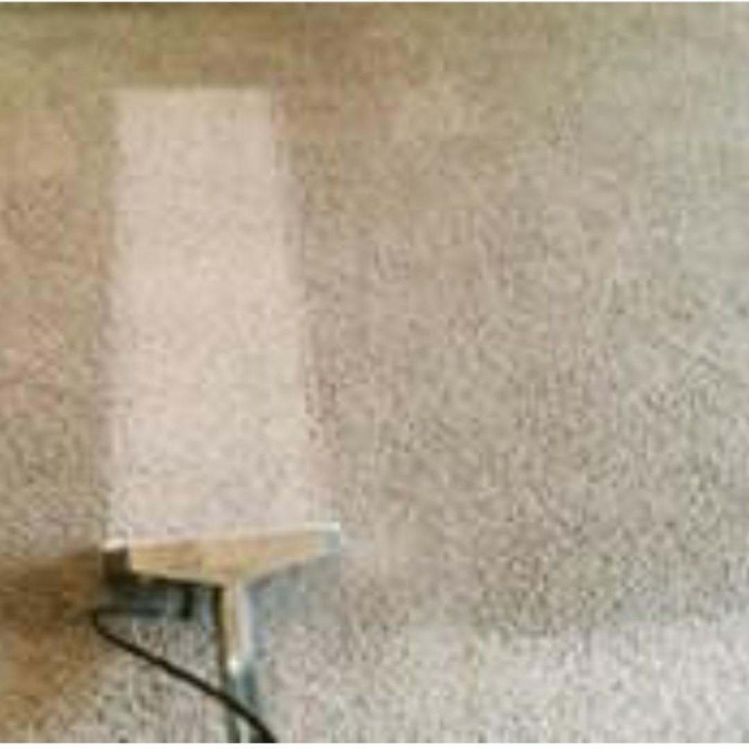 Чистка коврового покрытия