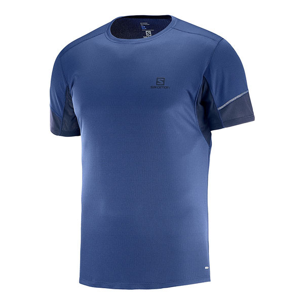 Salomon  футболка мужская Agile Ss Tee