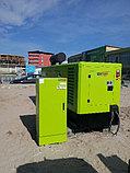 Дизельный генератор GENPOWER GNT 55 (в кожухе), фото 2