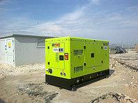 Дизельный генератор GENPOWER GNT 55 (в кожухе), фото 1