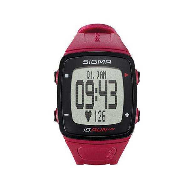 Sigma  часы с пульсометром Id. Run hr