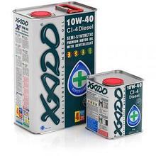Моторное масло XADO Atomic Oil 10W-40 CI-4 Diesel 4L
