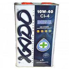 Моторное масло XADO Atomic Oil 10W-40 CI-4 Diesel 5L