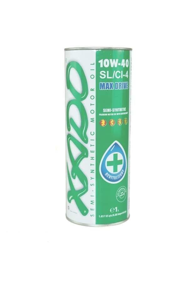 Моторное масло XADO Atomic Oil 10W-40 SL/CI-4 1L