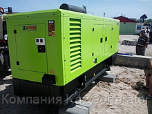 Дизельный генератор GENPOWER GNT 220 ( в кожухе)