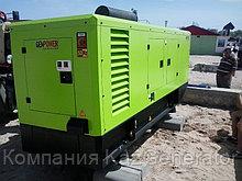 Дизельный генератор GENPOWER GNT 300 (в кожухе)