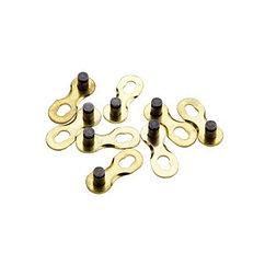 Sram  замок для цепи Connector 9-speed - gold